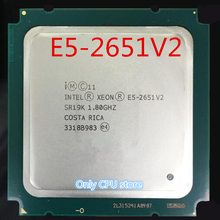 Intel Xeon E5-2430v2 2430v2 E5 2430 v2 2.5 GHz Six-Core Twelve-Thread CPU Processor