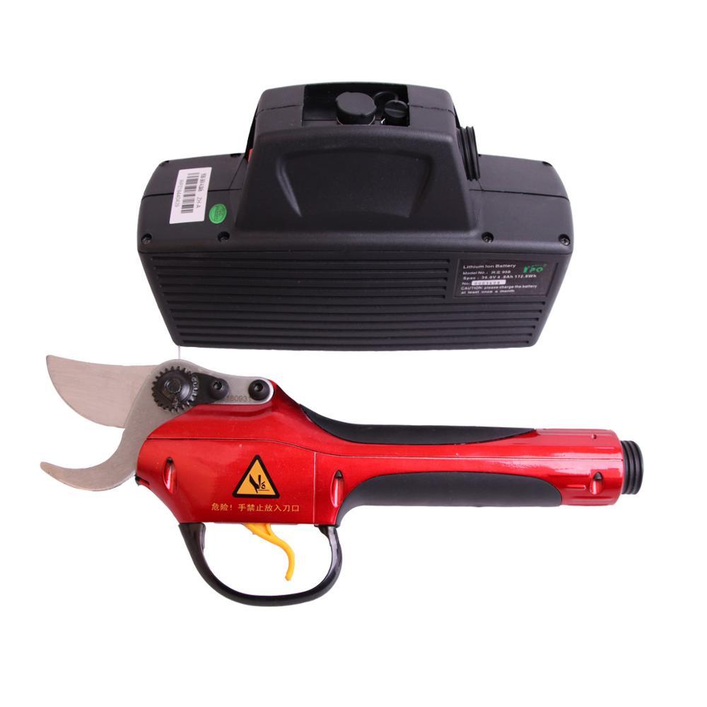 електрически ножици за подрязване - Градински инструменти - Снимка 4