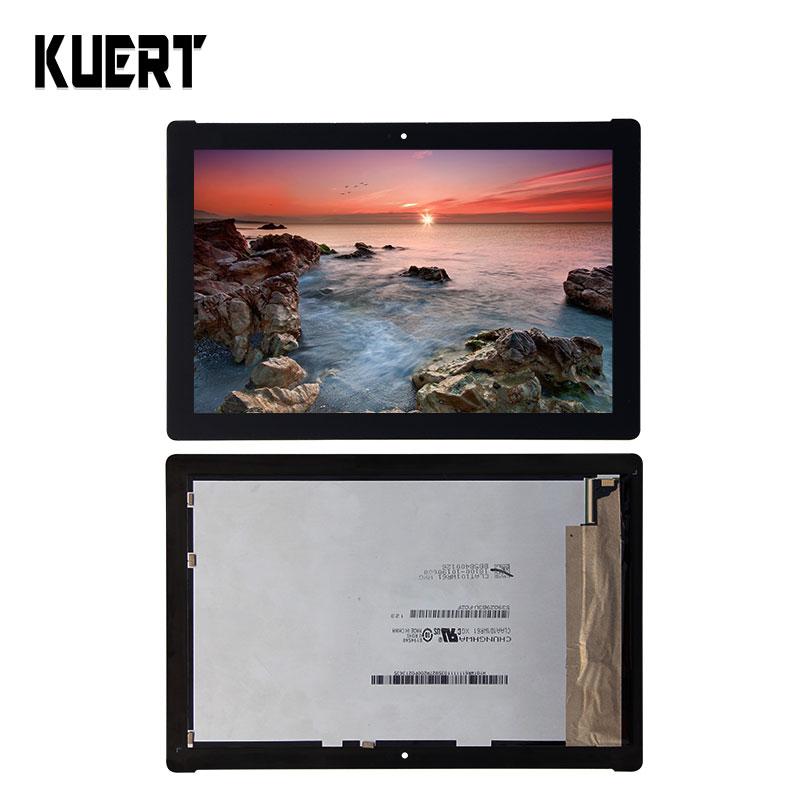 Pour Asus Zenpad 10 Z300 Z300C P021 Z300C LCD Affichage Digitizer Écran Tactile Panneau En Verre Assemblée Capteur + Outils