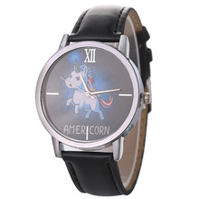 2019 New Fashion Children Cartoon Watches Women Casual Dress Sport Wrist Clock Ladies Watch bayan kol saati