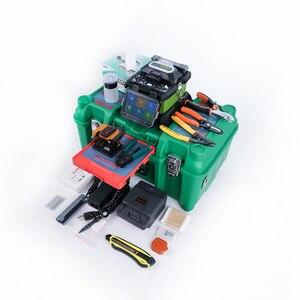 Image 5 - Komshine najnowszy model FX37 rdzeń do rdzenia splicer światłowodowy fusionadora fibra optica z cortadora de fibra optica