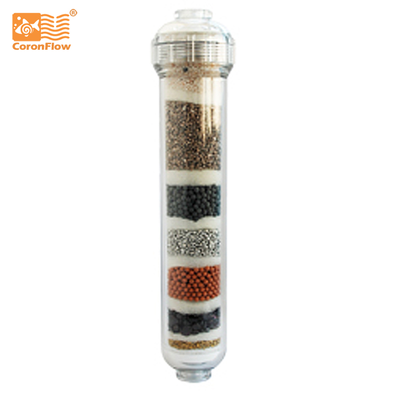 Alkaline Water Filter Cartridge Post filter for Reverse Osmosis and Water Purification
