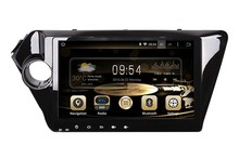 """10.1"""" Big screen Android 4.4 gps Navigation For KIA K2 1080P 1024*600 capacitive touch screen gps player navigation"""