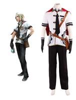 Final Fantasy Type 0 Suzaku Peristylium Class Zero Machina Summer School Uniform Cosplay Costume