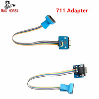 Hot Sale New Cables for CG Pro 9S12 711 DB25 HC705/908 AM29FXXX AM29Blxxx 3 in 1 EEPROM V850 M35080/35160 12Pin Adapter