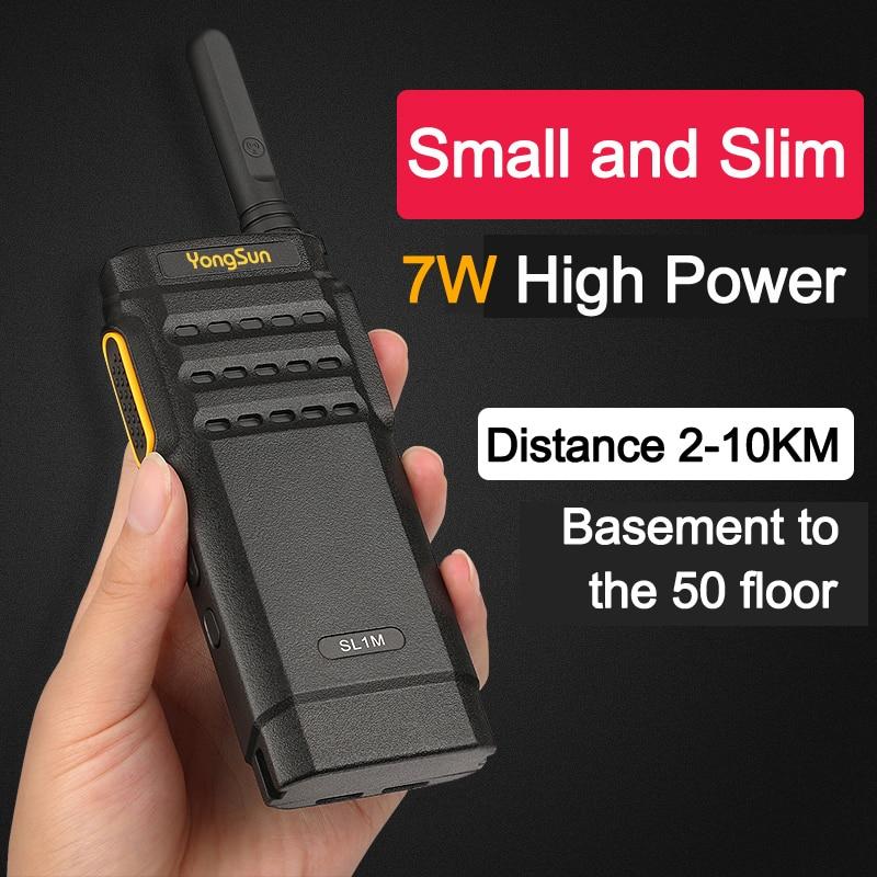 YONGSUN SL1M עיצוב חדש מקצועי Ultra-Slim כף יד - ווקי טוקי