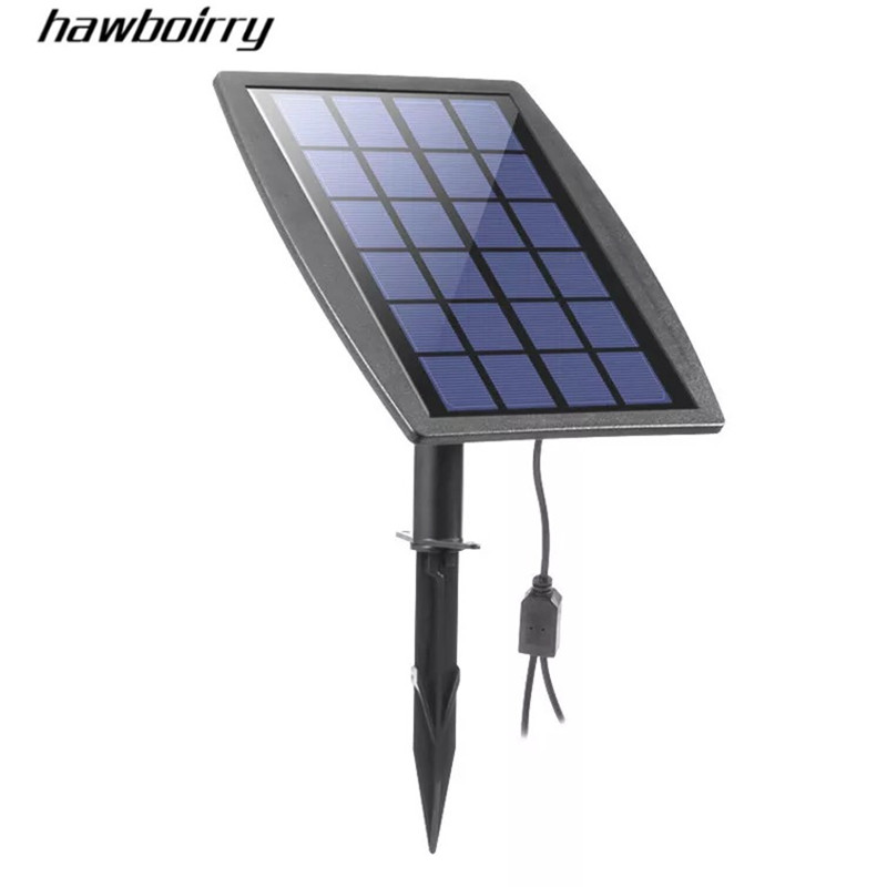 Solar Light 2PCS Spot lights Outdoor Solar Spotlight for Backyard Driveway Patio Gardens Lawn Dusk to Dawn Auto On Off in LED Lawn Lamps from Lights Lighting