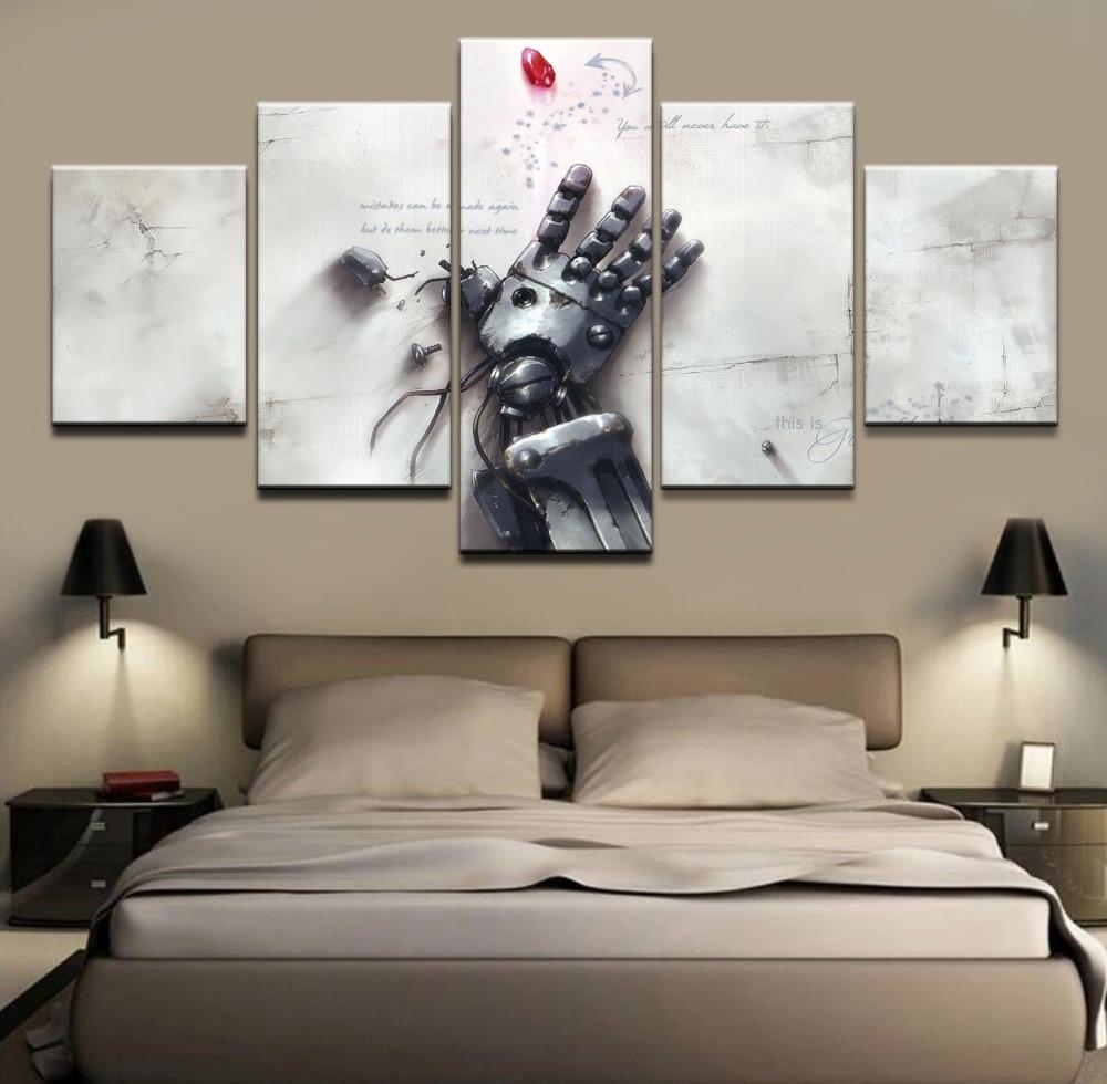 Kaufen Günstig Leinwand Gemälde Wandbilder Home Decor HD ...