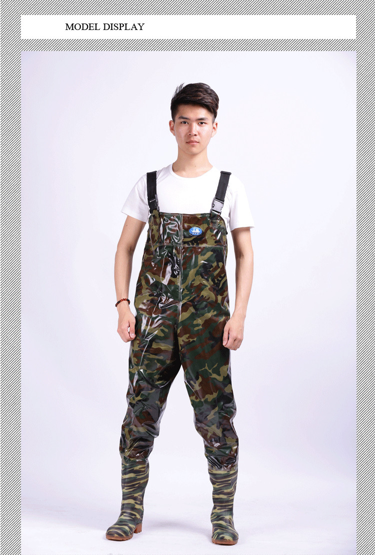 Fishing Chest Waders 11