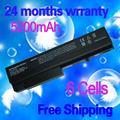 Jigu 6 celdas de batería portátil para hp compaq business notebook 6510b 6710b 6715b nc6100 nc6110 nc6120 nc6200 nc6230 nc6320
