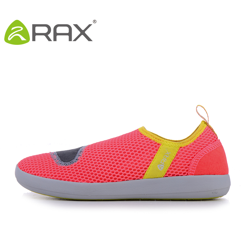 Rax Mens Walking Shoes Women Outdoor Sports Mens Shoes Summer Jogging Shoes Lightweight Running Sneakers Mens Shoes 40-5R270
