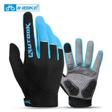 KUTOOK Men s Cycling Gloves Women Full Finger MTB Road Bike Gloves Touch Screen Outdoor Sport