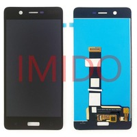 For Nokia 5 LCD Display Touch Screen Digitizer Assembly Frame Replacement Parts