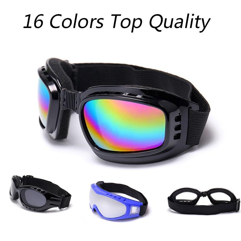 New Snowboard Dustproof Sunglasses Motorcycle Ski Goggles Lens Frame Glasses Outdoor Sports Windproof Eyewear Glasses