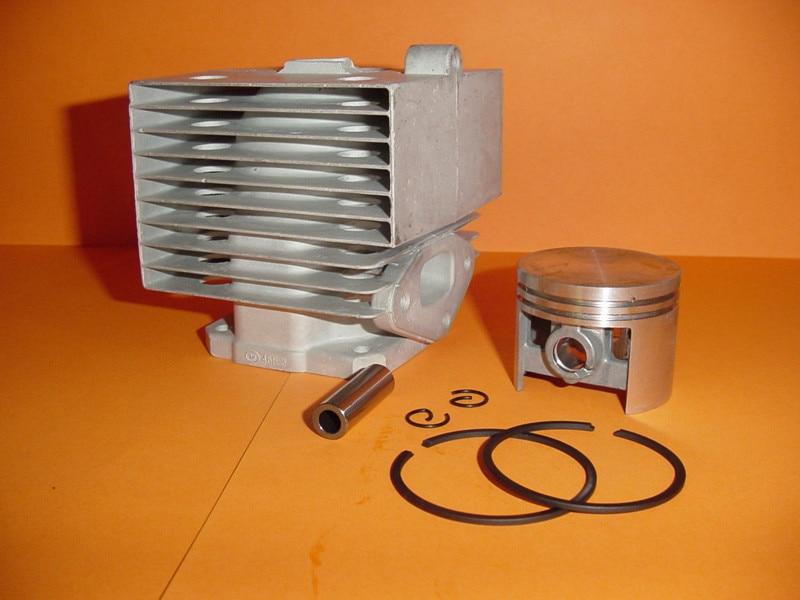 Cylinder Piston kit 46MM for Stihl BR380 BR400 BR420 SR420 SR400 Trimmer Brush cutter leaf blower