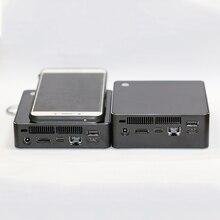 7TH Gen в мини-ПК DDR4 2133/2400 мГц два SO-DIMM солей, Поддержка до 32 ГБ с NGFF (M.2) 22*80 + std-2.5/9.5 мм HDD, до 3 ТБ