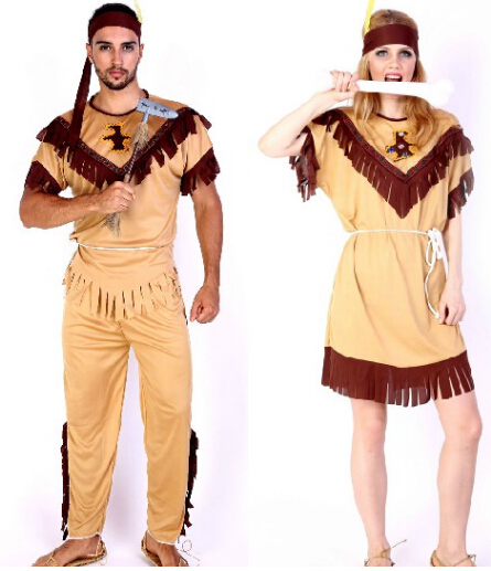Free shipping role-play adult man women Halloween Cosplay Clothing 3 pcs set indian Costume  sc 1 st  AliExpress.com & Free shipping role play adult man women Halloween Cosplay Clothing 3 ...