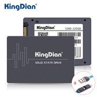 KingDian SSD 60GB 120G 240GB 480G New Style SATA3 2 5 Inch Hard Drive Disk HD