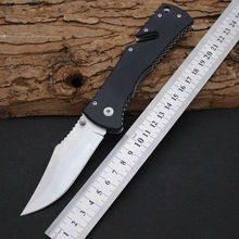 Hot Survival Knife 5CR13MOV Steel Blade SR Pocket Folding Knifes Hunting Tactical Knives Camping Outdoor EDC Tools y46