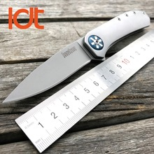 LDT Kershaw 3871 Tactical Folding Blade Knife 8Cr13Mov Blade Steel Handle Ball Bearing Camp Knives Survival Hunt Outdoor Tools