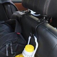 20 kg 하중 베어링 1/2/4/6 pcs 자동차 후면/뒷좌석 후크 제품 유니버설 자동차 걸이 가방 주최자|자동 잠금장치 & 클립|   -