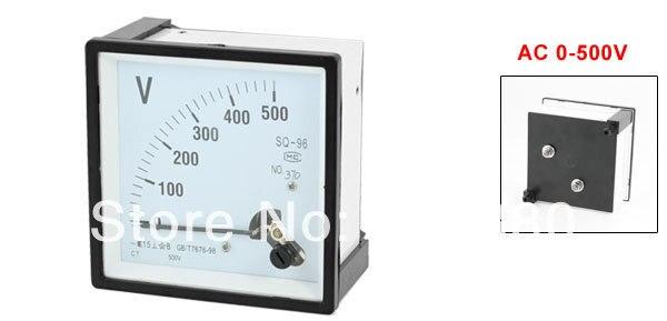 Voltage Meter 500 Volt