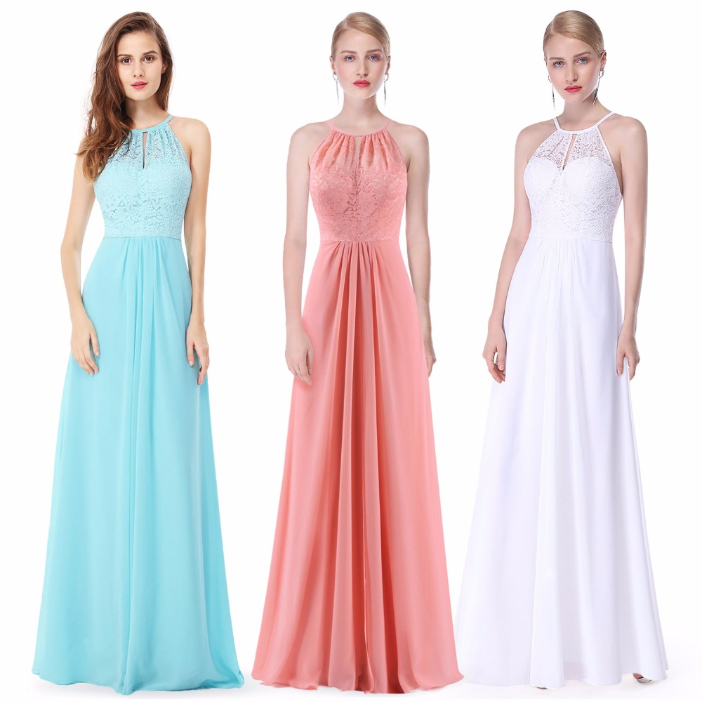 Formal Prom Dresses Long XX28980PEC Ever-Pretty Women Cool Halter ...