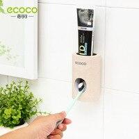 Современный стильный настенный водонепроницаемый держатель для зубной щетки, автоматический соковыжималка для зубной пасты