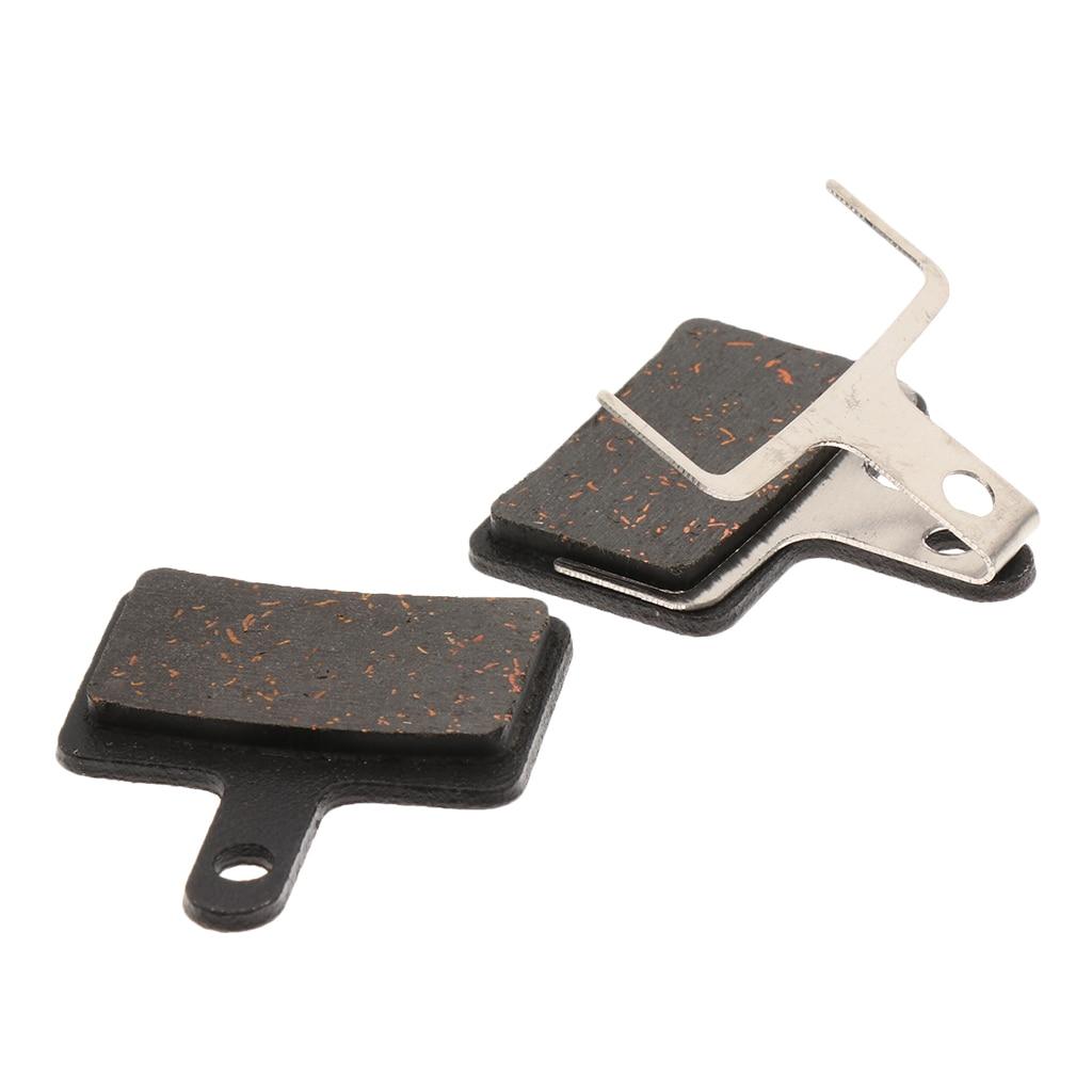 4pcs Bicycle Durable Resin//Metal Disc Brake Pads For AXT777 M355 M375