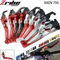Motorbike Brake Lever For Honda XADV 750 X ADV 750 2017 2018 Motorcycles Accessories Brake Clutch
