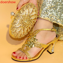 Buy gold shoes woman 9 and get free shipping on AliExpress.com 0b707d424fa5