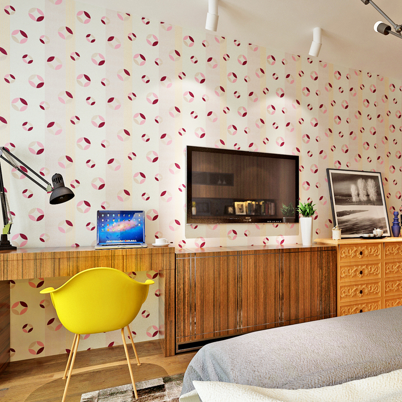 ФОТО Hanmero Floral Wall paper Modern Embossed Wallpaper For Walls Papel De Parede 3D Wallpaper Roll Tapete Vinyl Wallpaper for walls