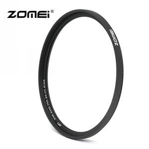 Image 2 - Zomei カメラフィルター紫外線 UV スリム MCUV フィルターマルチコートレンズプロテクター 49/52/55/58 /62/67/72/77/82/86 ミリメートルソニー