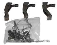 Foton lovol tractor parts, the LUK 12 Inch set of lever with release springs, part number: PL-02615-0051-02
