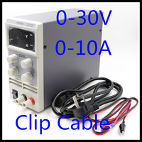 0 30V 10A Professional Switching DC Power Supply Mini DC Power Supply Variable Adjustable AC 110V