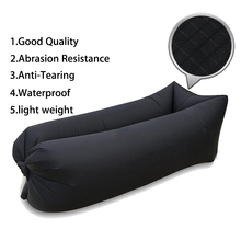 High Quality Inflatable Sofa Hangout Camping Lazy Bag Waterproof Air Bed Lounger Hammock Laybag Square Sleeping Bag high quality inflatable sofa hangout camping lazy bag waterproof air bed lounger hammock laybag square sleeping bag
