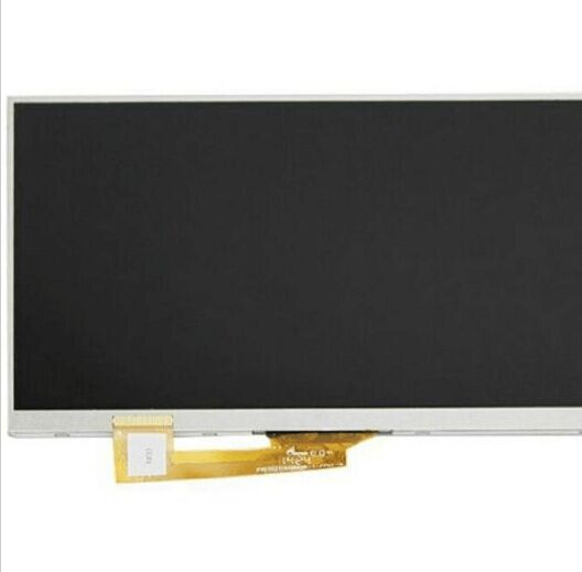 164mm*97mm New LCD Display Matrix For 7 DEXP Ursus NS370 3G / A169 3G Tablet 1024x600 Screen Panel Module Glass Free Shipping new lcd display matrix for 7 dexp ursus z170 kid s tablet 50pins inner lcd screen panel module replacement free shipping