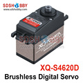 XQ POWER XQ-S4620D Brushless Waterproof Digital Servo for RC Model Airplane Car Boat