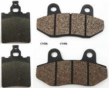 Набор тормозных колодок fit BETA R 150 (Minicross 4T) 2010 - 2013 передняя и задняя внедорожника