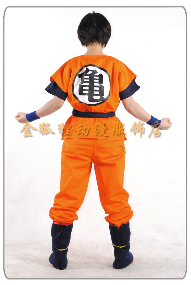 Two Characters GUI/WU Adult Men Dragon Ball Z Son Goku Cosplay Costume Full Set-in Anime Costumes from Novelty u0026 Special Use on Aliexpress.com | Alibaba ...  sc 1 st  AliExpress.com & Two Characters GUI/WU Adult Men Dragon Ball Z Son Goku Cosplay ...