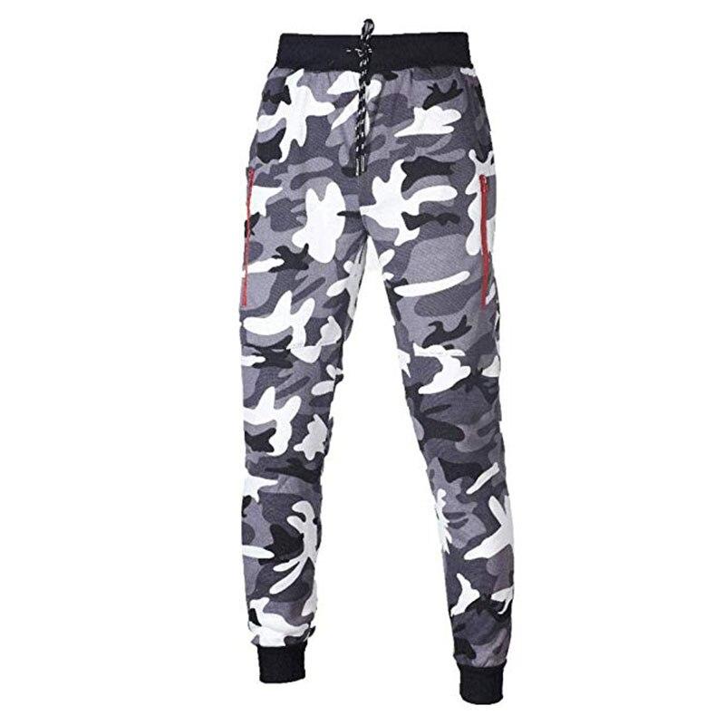 Men\`s Autumn Winter Snowboarding Camouflage Top Pants Slim Sports Suit Tracksuit Hoodies Camo Suit Long Sleeves Sweatshirt (12)
