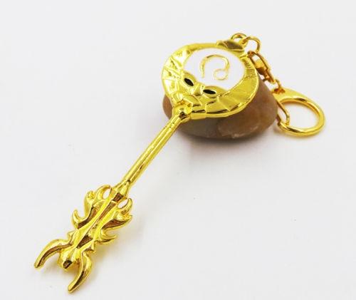 Fairy Tail Lucy's Zodiac Leo Metal Key Chain