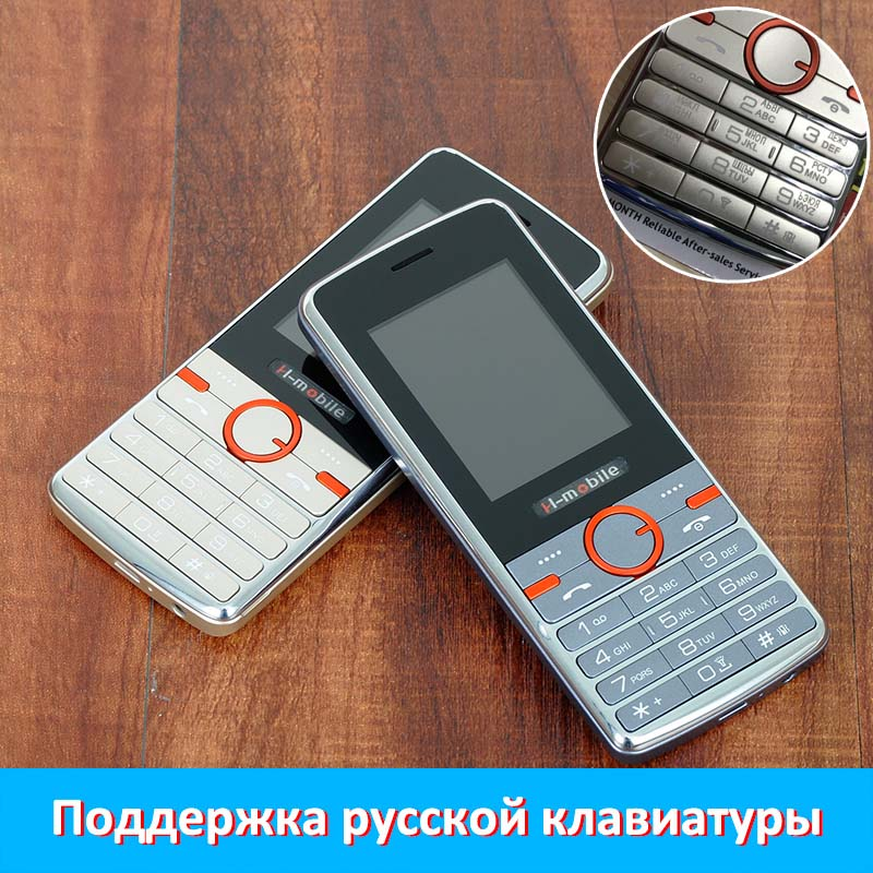 XGODY S8610 Mobile Phone 2G GSM Unlock Mobile Phone Dual Sim Cards H Mobile Russian Key
