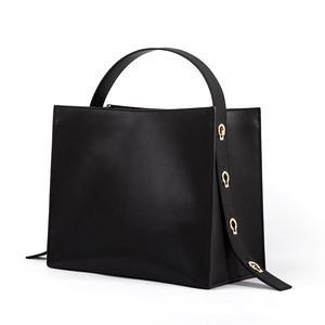 Image 3 - Maihui women leather handbags ladies Patchwork Pattern Top handle bags new fashion girls shoulder bag quality composite tote bag