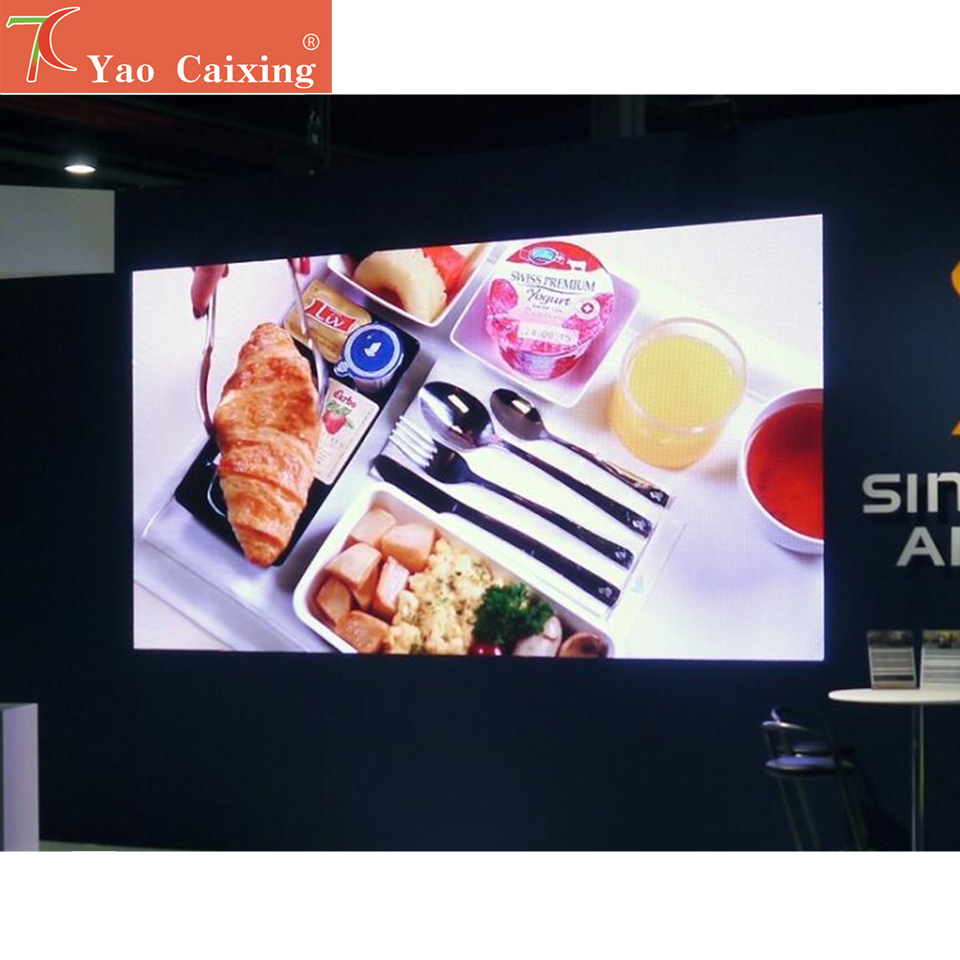 Yao Caixing Hd Led Display Screen Hot Xxx Videos P3 Rental Cabinet 576x576mm 32scan Modules Led  Display Screen