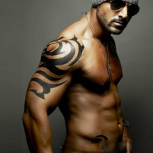 Temporary Tattoos Large Dragon Arm Fake Transfer Tattoo Stickers Hot Sexy Men Women Spray Waterproof Designs