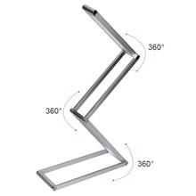 LEDs Foldable Portable LED Desk Lamp Lights Folding Rechargable Reading Desk Table Light Lamp Study Home Office Energy saving
