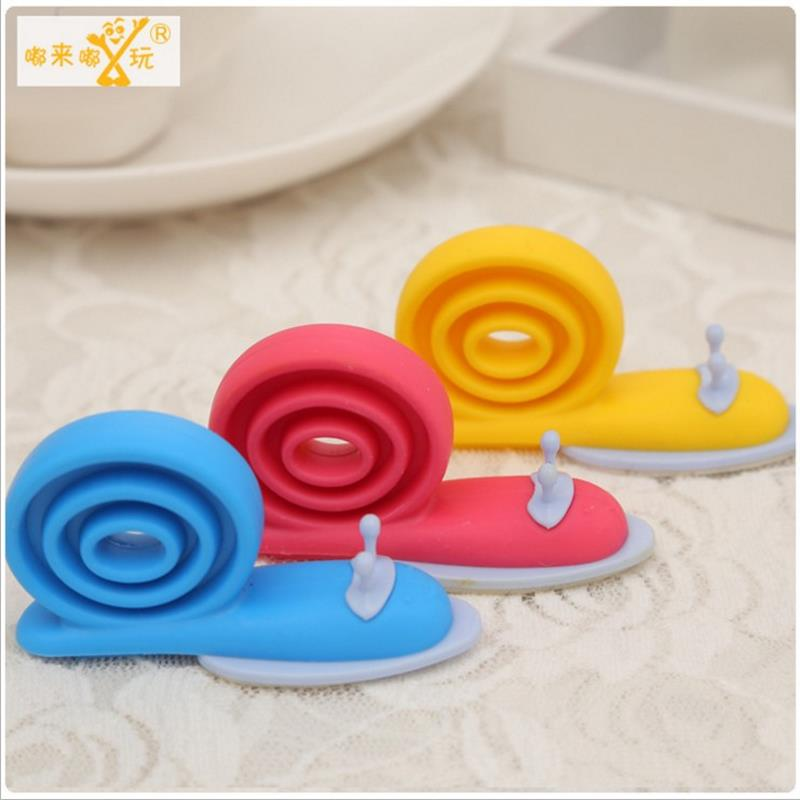 6.5cm EVA Plastic Baby Safety Veiligheid Seguridad Bebe Snail Shape Cabinet Door Stopper Lock Bloque Porte Enfant Securite
