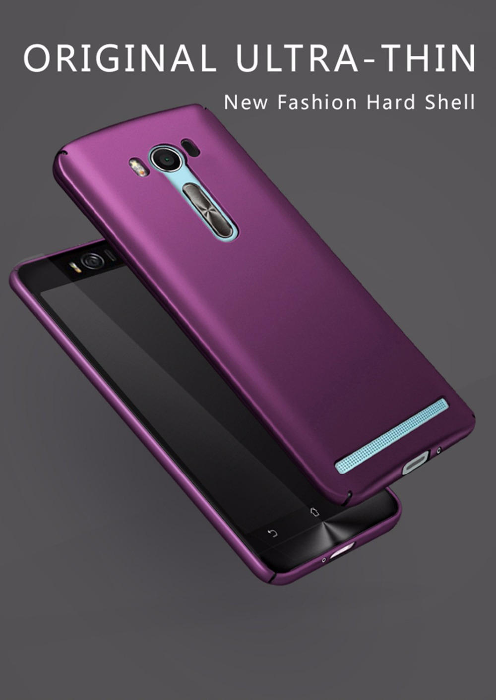 Case For Asus Zenfone Selfie Zd551kl 4g Lte 55 Inch Super Frosted Selfi Phone Bags Cases Productdescription Aeproduct