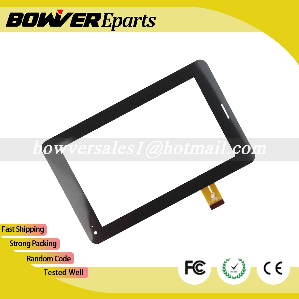 A+ 7Inch Black Glass touch panel Replacement tablet pc touch panel Digitizer TPC1219 VER1.0 TPC1219